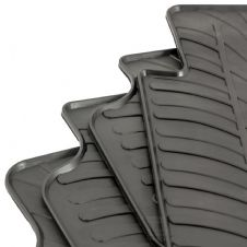 RANGE ROVER L494 FRONT AND REAR FLOOR MATS